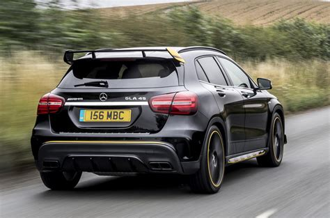 Mercedes-AMG GLA 45 4Matic Yellow Night Edition 2017