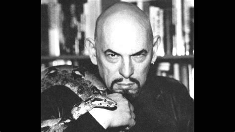 Anton LaVey on Theistic Satanism ( devil worshipers) - YouTube