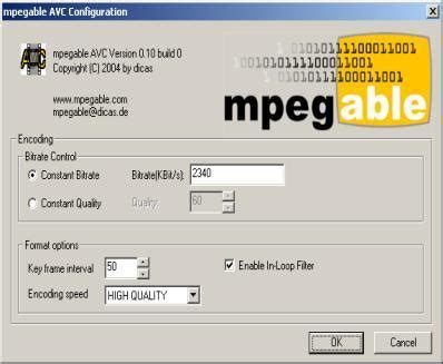 Download MPEGable DirectShow Decoder - Filters/decoders