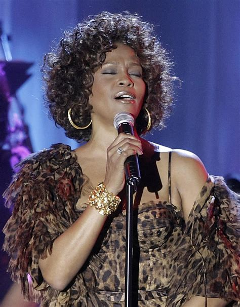 Whitney Houston's life in pictures - AOL Entertainment