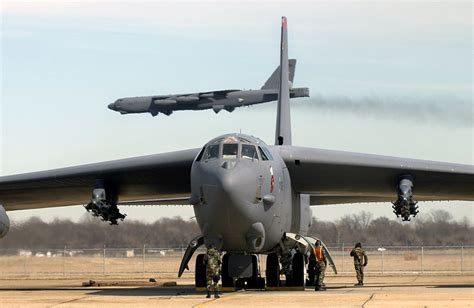 The B-52 Bomber Might Be Killing America's Enemies until