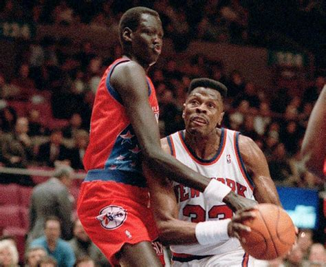 Manute Bol lied about his age, may have been 50 years old