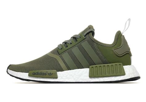 Olive adidas NMD R1 Europe Exclusive - Sneaker Bar Detroit
