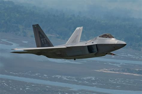 The Stealth Sniper: The F-22 Raptor Has a New Job | The