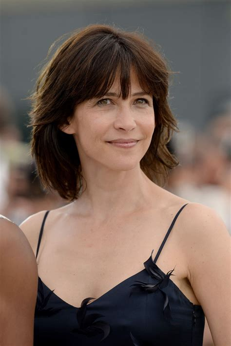 Sophie Marceau At Jury Photocall At 68th Cannes Film