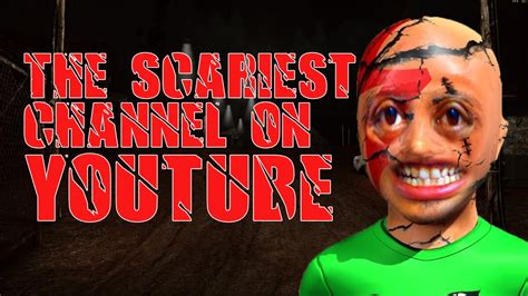 HEY KIDS: THE SCARIEST CHANNEL ON YOUTUBE - YouTube