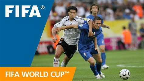 World Cup Highlights: Germany - Italy, Germany 2006 - YouTube