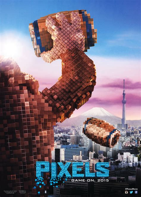 Pixels (2015) Movie Trailer, Release Date, Cast, Plot