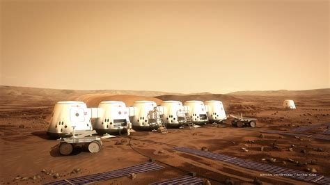 Mars One betting colonizing planet will be great