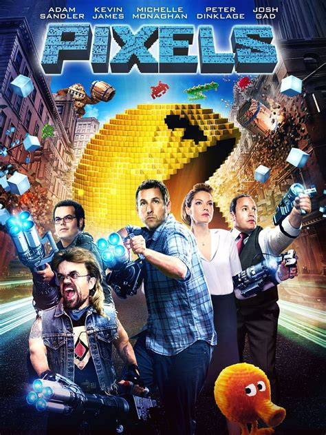 Pixels Movie TV Listings and Schedule | TV Guide