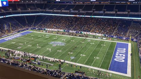 Ford Field in Question for MAC, Big Ten Championship Games