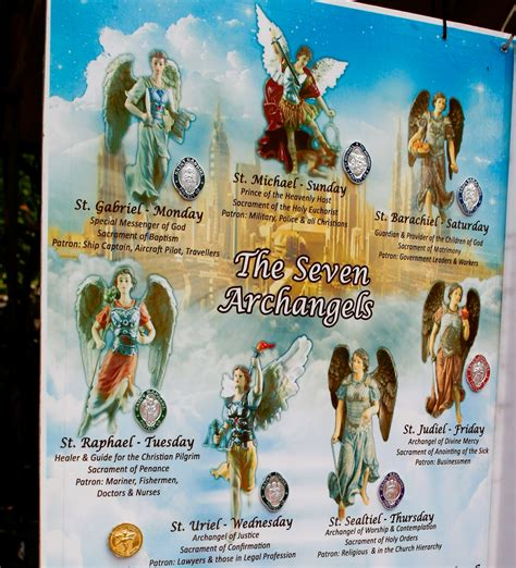 Only in the Philippines: Shrine Dedicated to 7 Archangels