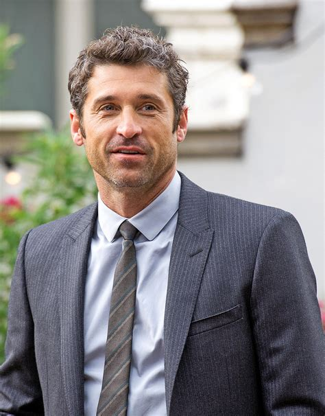 Patrick Dempsey: Shonda Rhimes cares deeply about 'Grey's