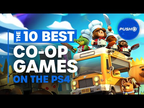 Best Multiplayer PS4 Games for Couch Co-Op - YouTube