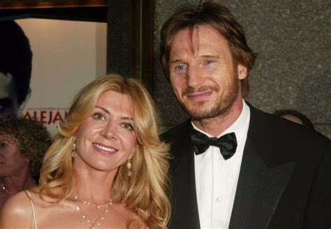 6 years on: Liam Neeson shares cherished memory about late