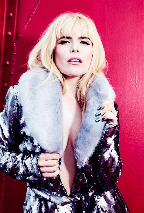 Paloma Faith Photoshoot, November 2017