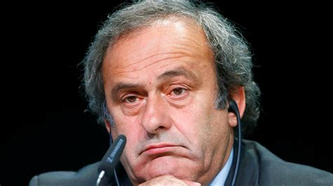 Michel Platini wants to return to football after