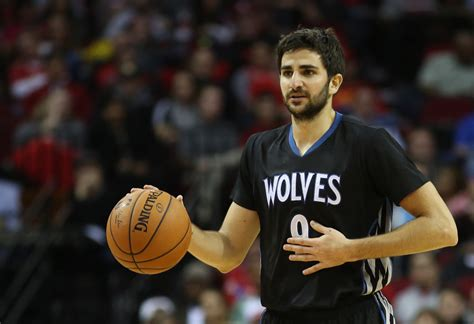 Ricky Rubio: 'I Get Mad Thinking That We're Wasting Time