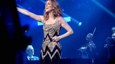 Celine Dion - My Heart Will Go On (Live Montreal 13/8/2016
